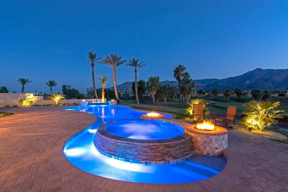 Pool Contractors in Palm Springs