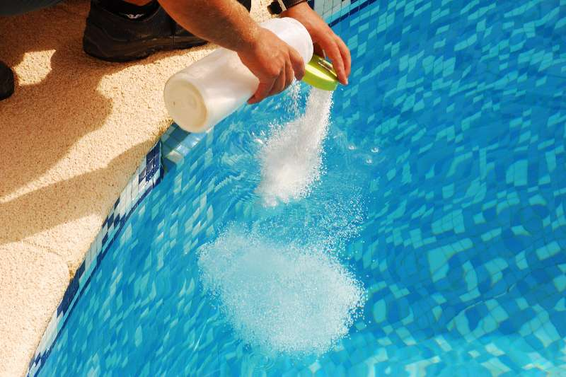 Pool Still Green After Shock and Algaecide